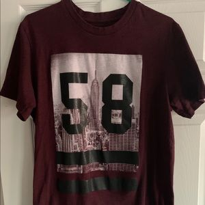AERO 58 Logo Graphic Tee